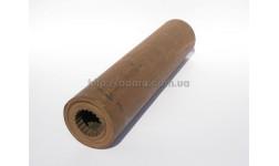 Валец ведущий транспортера ПСП 10.01.01.310 (шлиц-шлиц) 330 мм
