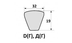 Ремень Д(Г)-3750 EXCELLENT
