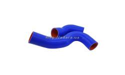 Патрубки радиатора 33081-1303010/25 комплект ГАЗ-3308, 3309