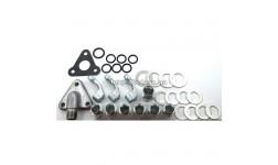 Комплект для подключения гидрораспределителя Р-80 (рычаги «уголки» 3 секции)