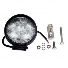 Фара рабочая LED 18W/60° (6x3W, 1260 lm, широкий луч 60°) Юбана