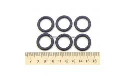 Кольцо гайки крышки клапанов (МТЗ-1221, Д-260) комплект 6шт