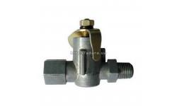 Кран топливный (масляный) ПП-6 (МТЗ, Т-40, ЮМЗ-6, Т-150) КР-25 есть варианты