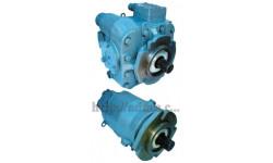 Гидростатика ГСТ-90 Гидростатическая трансмиссия, Гидромотор и гидронасос