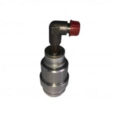 Гидроцилиндр вариатора вентилятора ЦС 83000А с упорным кольцом