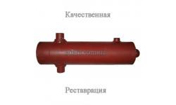 Гидроцилиндр подъема кузова МАЗ с цапфами 3-х штоковый (реставрированный)