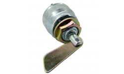 Замок зажигания ВК-317 флажок (МТЗ, ЮМЗ-6) выключатель малый (2 контакта)  есть варианты