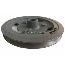Шкив элеватора зернового диаметр 355 мм