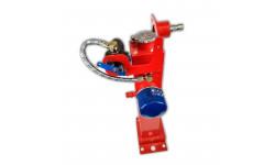 Гидробак МТЗ-80, МТЗ-82 с кронштейном дозатора, фильтром и клапаном блокировки