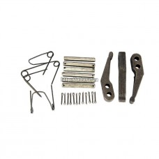 Ремкомплект корзины сцепления МТЗ-100, МТЗ-1221 (Д-260) малый (со стопорами)