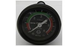 Указатель давления масла 6 атмосфер (механический) (пр-во Беларусь)