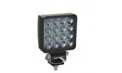 Фара рабочая LED 48W/30⁰ (16x3W, 5000 lm, узкий луч 30⁰, IP67) Wassa ФР-220
