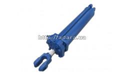 Гидроцилиндр поршневой Ц100х400-3 подъёма бороны БДТ с трубкой переливной