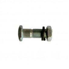 Болт карданный 125.36.114-1 (СМД-60, Т-150) длинный (L=48) с гайкой
