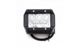 Фара LED дополнительная 18W <ДК>