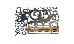 Комплект прокладок двигателя Д-245 (МТЗ) полный набор (с РТИ) есть варианты