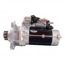 Стартер 243708361 редукторный Jubana 24В 8,1 кВт МТЗ-1221, МТЗ-1522, Д-260, при комплектации ПДМ подходит на Т-150