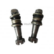 Пальцы гидроцилиндров ЦС-50 МТЗ-80 комплект 2 шт с гайками