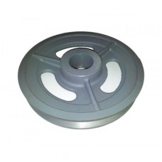 Шкив натяжной контрпривода вентилятора (чугун)