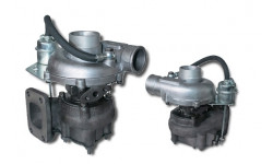 ТКР 6.1-01 с клапаном Турбокомпрессор автобусов ПАЗ 3202-70, автомобилей ЗИЛ