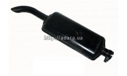 Глушитель для МТЗ, ЮМЗ-6, Т-40 короткий 60-1205015-А есть варианты