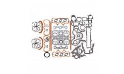 Комплект прокладок двигателя Д-260 (МТЗ) полный набор (с РТИ) есть варианты