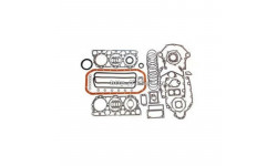 Комплект прокладок двигателя СМД-60 (Т-150) полный набор (с РТИ) есть варианты