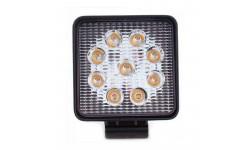 Фара LED дополнительная 12/24V, 24W <ДК>