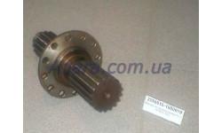 Вал редуктора привода насосов 2256010-1600019 (16 шлицов) нового образца