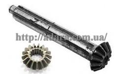 Комплект шестерен Т25-1701005 (Вал вторичный Т25-1701252 + Шестерня Т25-4205046-Д)