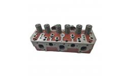 Головка блока цилиндров Д-260 (МТЗ-1221, МТЗ-1523, ТО-28)