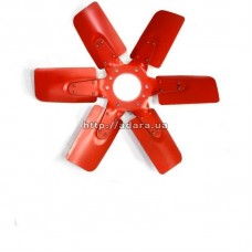 Опция Крыльчатка вентилятора Д65-1308050 (ЮМЗ-6, Д-65) Металл