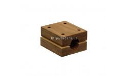 JD Подшипник AZ31215 деревянный d-28 (55x100x102) (JAG)