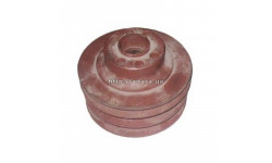 Шкив водяного насоса 60-13102.40 (СМД-60, Т-150) 3 ручья