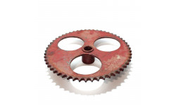 Звёздочка соломонабивателя, 54 зубов диаметр внутренний 30 мм