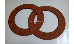 Накладка 85-3502121 тормозного диска МТЗ-100 (большой)