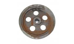 Шкив электродвигателя вентилятора ОВИ 00.103.01 (ОВС-25) D=270, d=28
