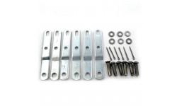 Комплект пластин распределителя РП-70, МРС-70 С80-4607086