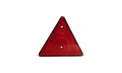 Световозвращатель треугольник ФП-401Б (160x141x10) для прицепов