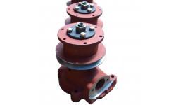 Водяной насос МТЗ-80 помпа 240-1307010А-02 корпус и шкив чугун подшипник 6304