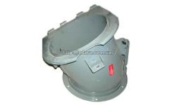 Патрубок 54-6-3-2БТ выгрузного шнека угловой