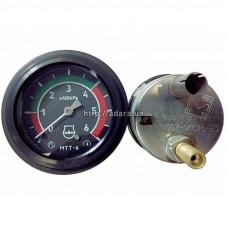 Указатель давления масла МД-219 (МТЗ, ЮМЗ-6, Т-40, Т-25, Т-16) МТТ-6 (6 атм) механический