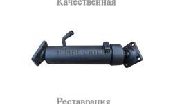 Гидроцилиндр подъема кузова КамАЗ 3-х штоковый Нефаз (Прицеп) реставрированный