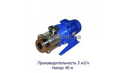 Насос ЦНС 3-40 центробежный секционный (ЦНС-3/40) пищевая нержавеющая сталь