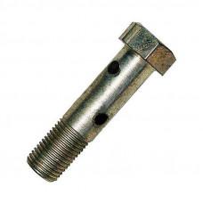 Болт-штуцер 240-1111103-А-01 (МТЗ, ЮМЗ-6, ЯМЗ) М14х1.5х46 (2 отверстия)