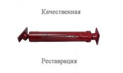 Гидроцилиндр для подъема прицепа 1ПТС-9 с площадками (2-х штоковый, реставрированный)