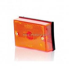 Фонарь габаритный боковой (оранжевый) Ф-421.00.00