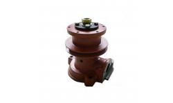 Водяной насос МТЗ-80 помпа 240-1307010А-01 корпус и шкив-чугун подшипник 180305
