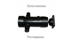 Гидроцилиндр подъема кузова КамАЗ 45143-8603010 4-х штоковый (реставрированный)