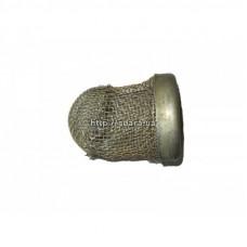Патрубок маслозаливной Д37М-1401270-В (Т-16, Т-25, Т-40) сетка
